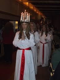 Sainte Lucie revient le 16 décembre!