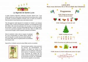 Invitation lucia page 2 & 3